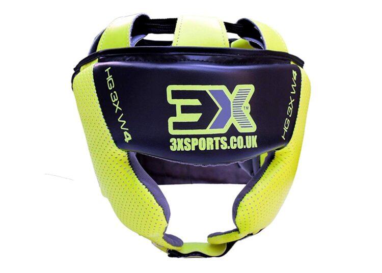 3X Sports Professional Choice HG-3X-06 Head Guard(FLUORESCENT)-1065