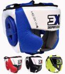 3X Sports Professional Choice HG-3X-04 Head Guard(BLUE/WHITE)-0