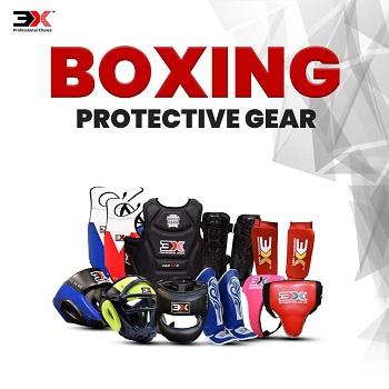 Boxing Protective Equipment